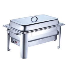 8 Qt. Full Size Rectangular Electric Chafer