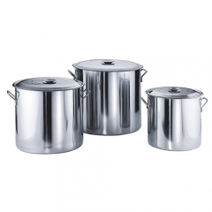 450 Liters Stainless Steel Stock Pot